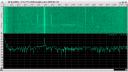 600 Hz tone from WWV