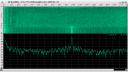 1000 Hz tone from WWV