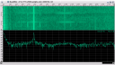 500 Hz tone from WWV