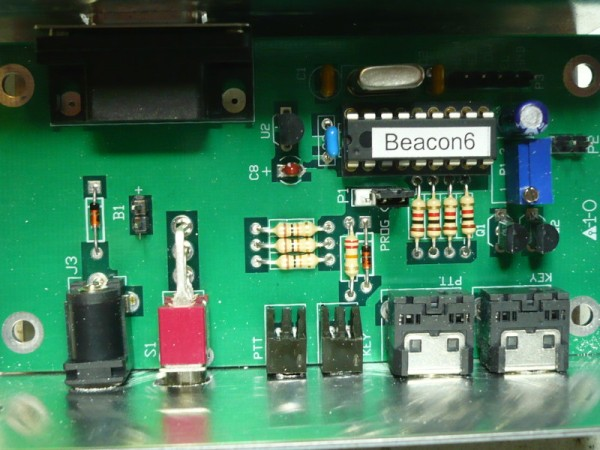 The FB2 board.
