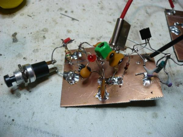 QRSS oscillator