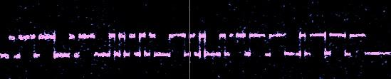 WA5DJJ QRSS signal