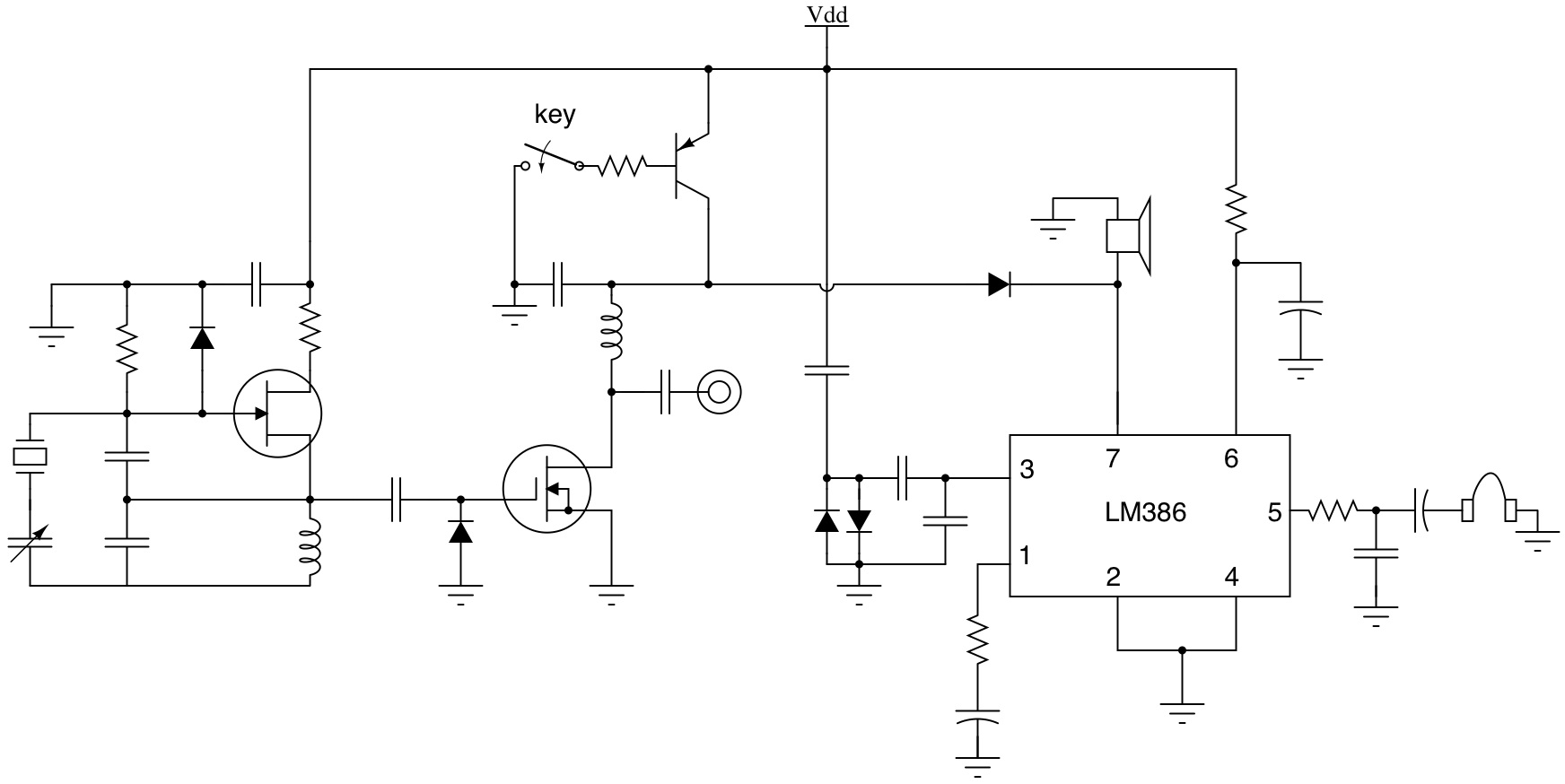Homebrew RF Circuit Design Ideas likewise 265644 Aviation Band Super Regenerative Radio Receiver further Index php likewise Modeling Of Ethanol Production From Molasses A Review Ico 1000108 further 933. on am receiver schematic