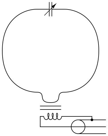 Small Loop Antenna For Hf Listening